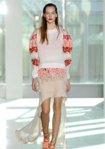 London Fashion Week Berardi 01