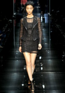 London Fashion Week Ford 03