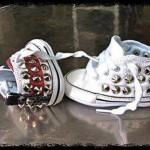 sneaker bimbo di tendenza mamme a spillo
