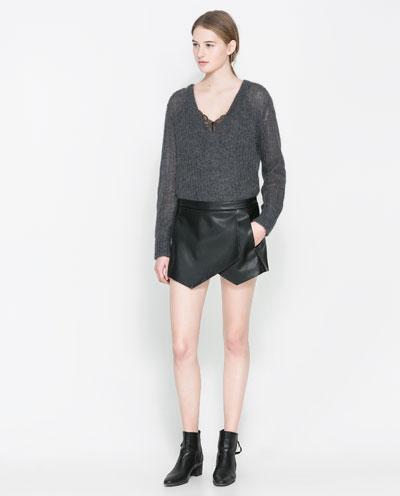 nuovi stili 2da0a 749cf Collezione p/e 2014 Zara, focus sulle gonne - Pagina 2 di 2 ...