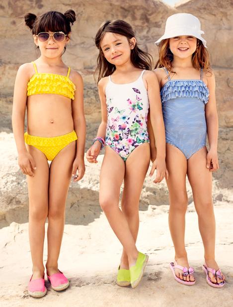 Moda mare bambino i trends dell 39 estate 2014 mamme a spillo - Costume da bagno bambino ...