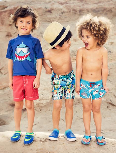 a basso prezzo c6db0 c86af Moda mare bambino: i trends dell'estate 2014! - Mamme a spillo