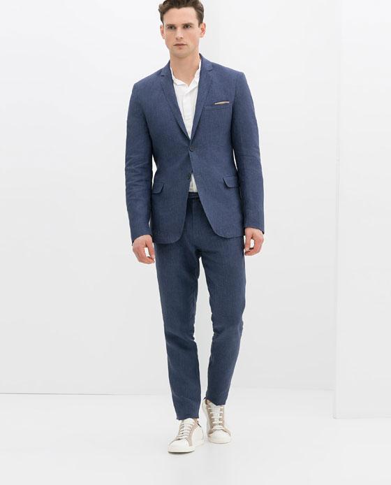 Vestito Uomo Matrimonio Lino : Outfit maschili per la p e proposte tendenze