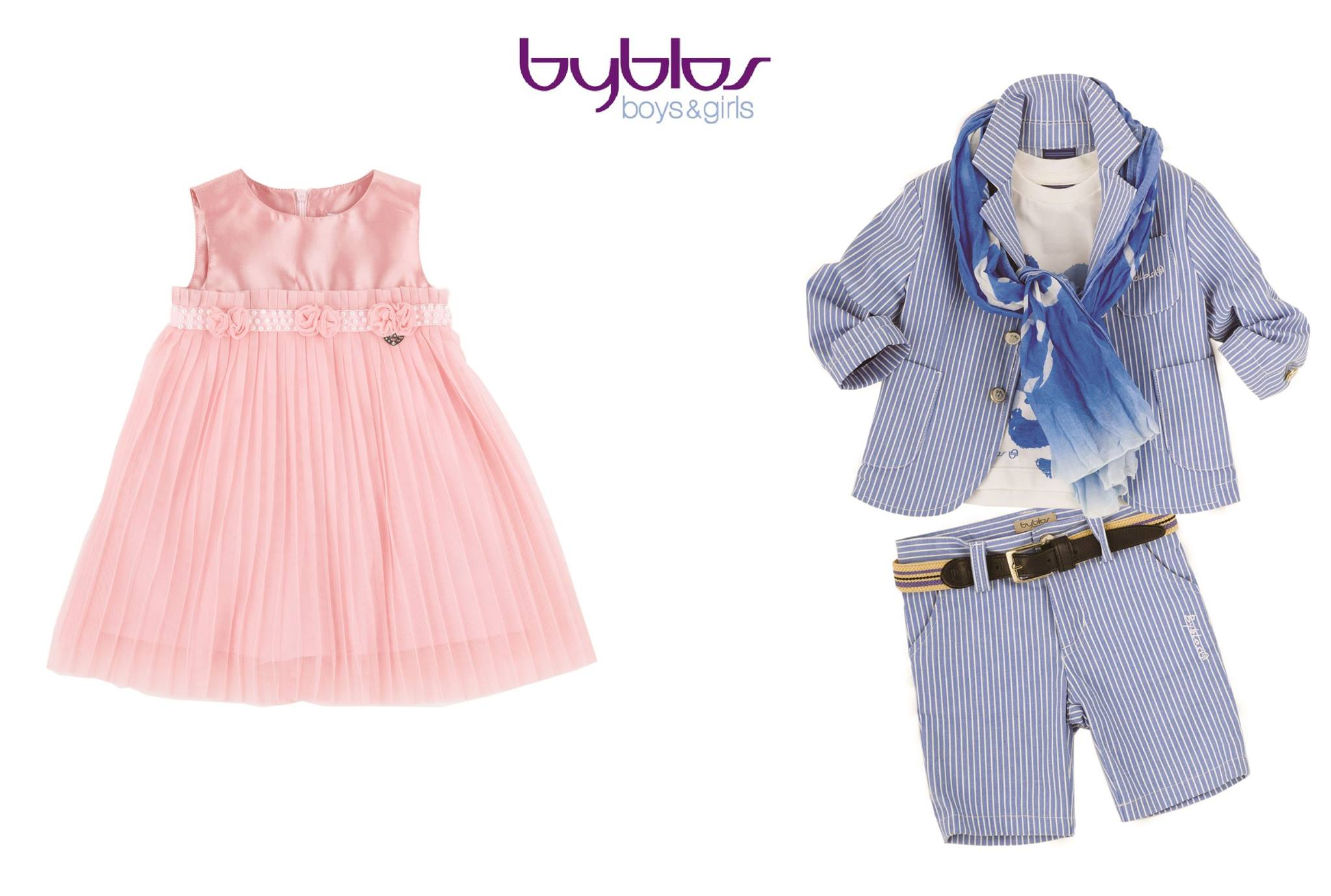 newest collection f8341 b0608 Byblos Boys e Girls chic anche d'estate! - Mamme a spillo