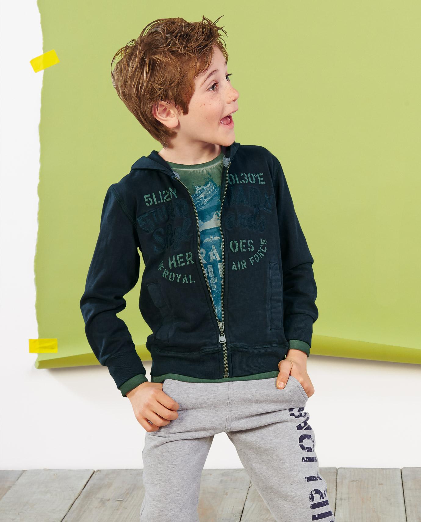 Dodipetto veste l'autunno inverno dei bambini più cool