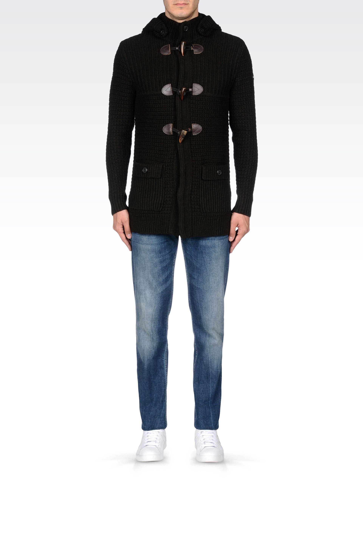 Calzature & Accessori blu scuro con stringhe per uomo Giorgio Armani Armani Jeans Comprar Barato Caliente De La Venta Comprar Barato En Línea Buscando uUy6sbtsbE