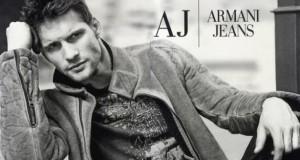 Armani Jeans Uomo, lo streetwear di lusso per l'inverno 2014