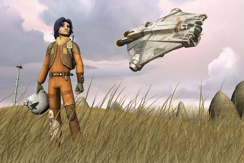 Star wars rebels nuovo cartone animato per bambini ma