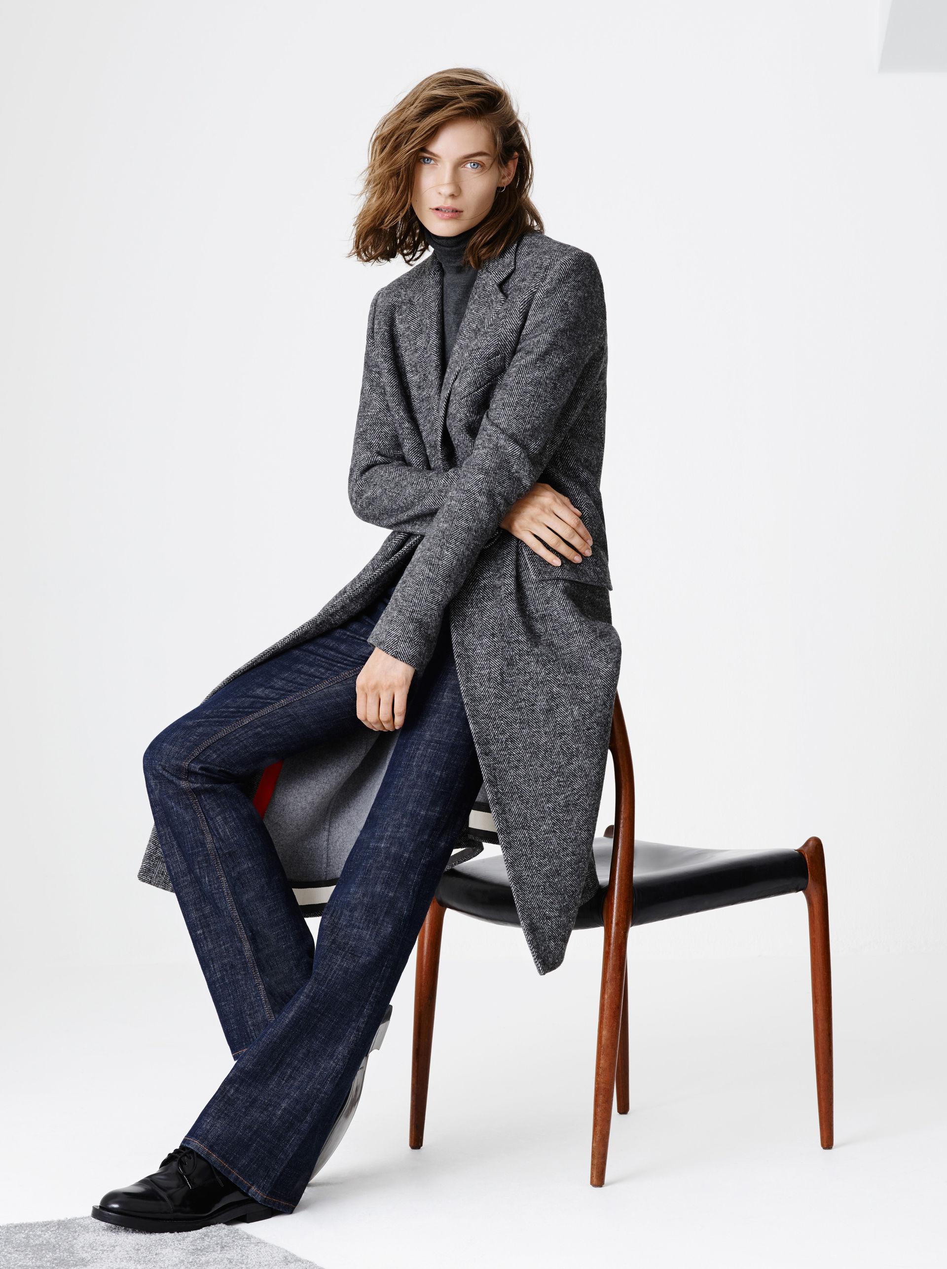 Troppo Per Donna Spendere Outfit Chic 2014 Vestirsi Inverno Senza 7Z7tq8x