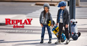 replay sons autunno inverno 2014 cover