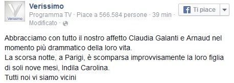 Verissimo-annuncia-la-morte-di-Indila-Carolina-su-Facebook