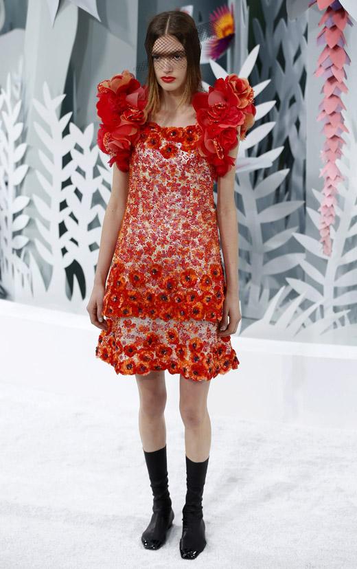 Chanel haute couture primavera estate 2015 mamme a spillo for O couture fashion