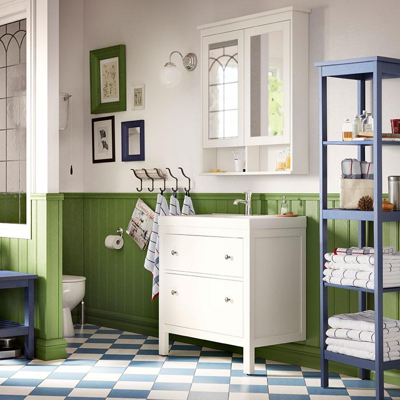 Mobili Bagno Salvaspazio Ikea Design Casa Creativa E Mobili Ispiratori
