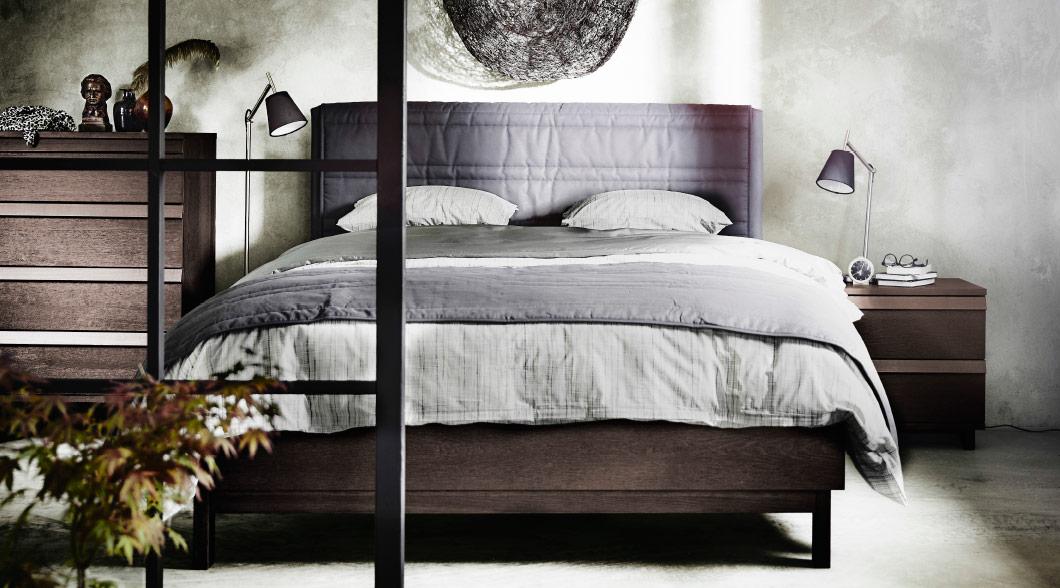 Camere da letto matrimoniali per rinnovare la vostra casa - Camere da letto ikea ...