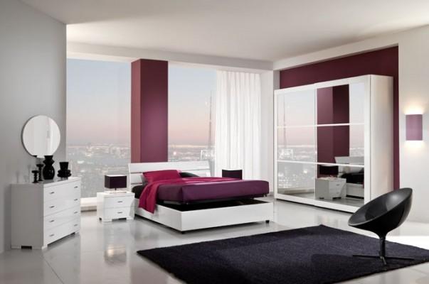 Camere da letto matrimoniali per rinnovare la vostra casa - Camera ragazza ikea ...