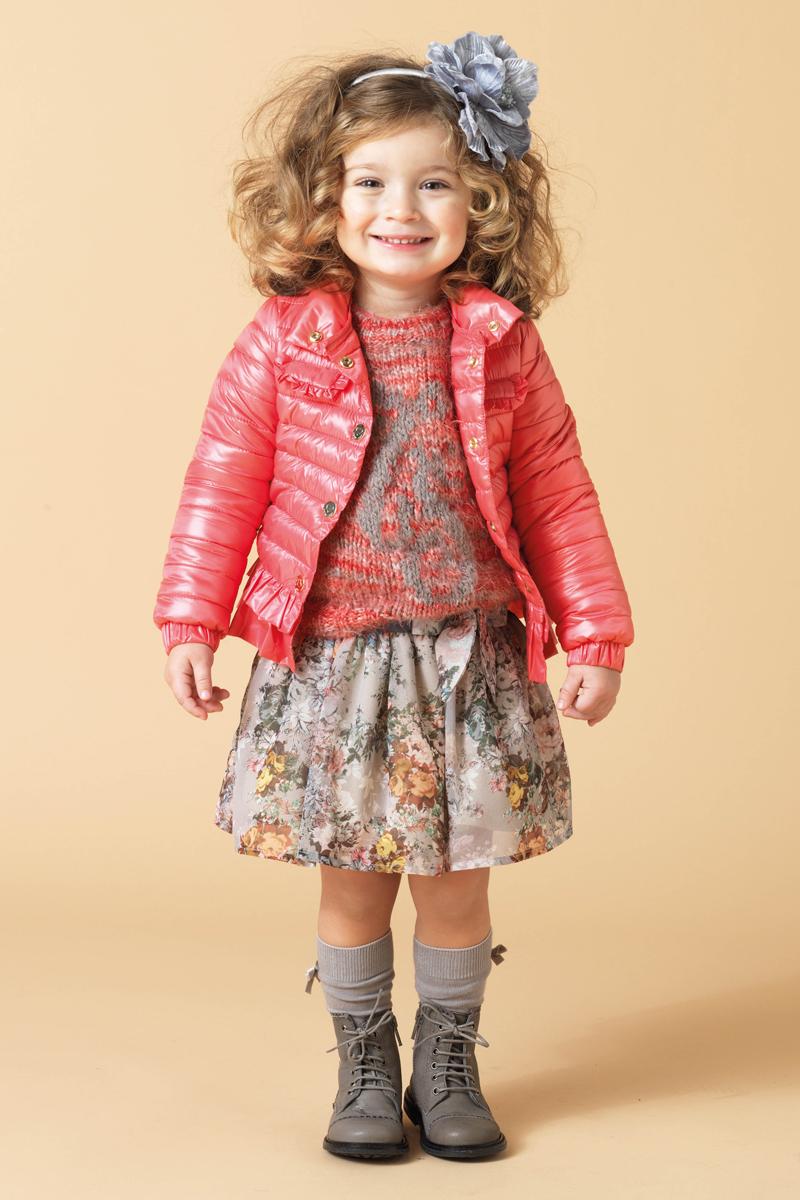 Twin-Set Simona Barbieri  collezione bambina autunno inverno - Mamme ... 5c5322c1843