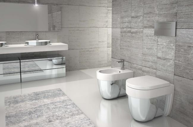 Arredo bagno le soluzioni per la vostra stanza da bagno - Idee mattonelle bagno ...