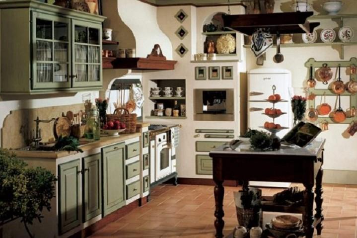Beautiful Cucine Stile Country Provenzale Pictures - Home Design ...