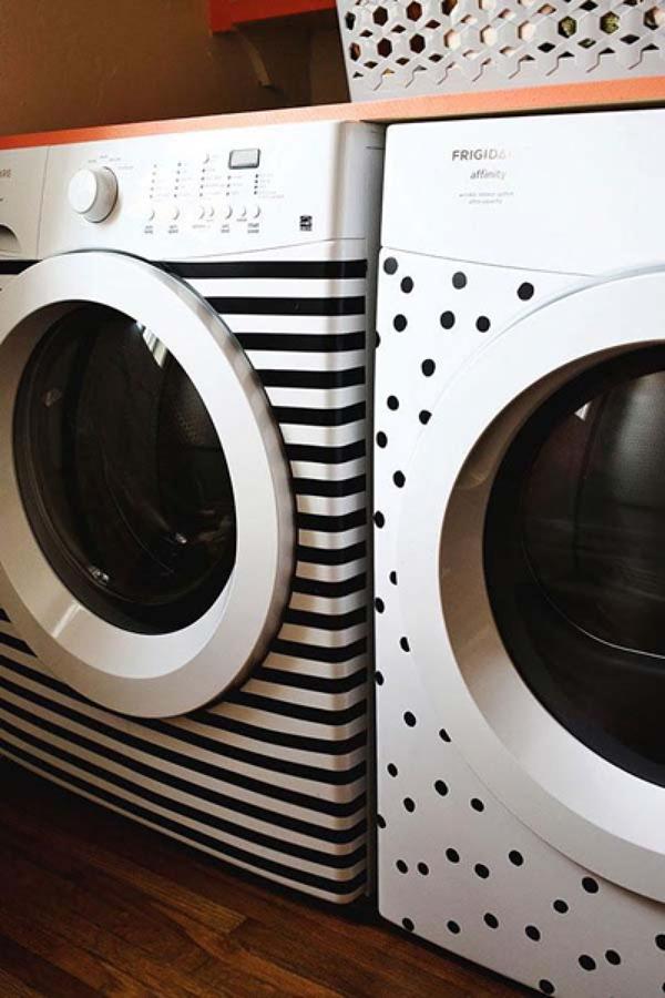 come-rinnovare-lavatrice-con.washi-tape