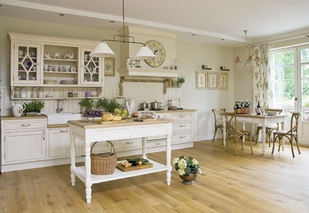 Awesome Cucine Stile Country Provenzale Pictures - Ideas & Design ...