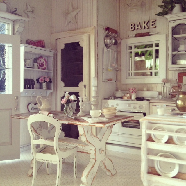 Emejing Cucine Stile Shabby Chic Gallery - Ideas & Design 2017 ...