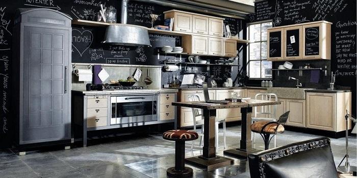Idee casa di tendenza come arredare in stile industriale for Stili casa arredamento