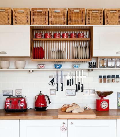 Stunning Parete Attrezzata Cucina Gallery - Home Interior Ideas ...