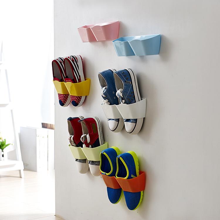 accessori-parete-salvaspazio-scarpe