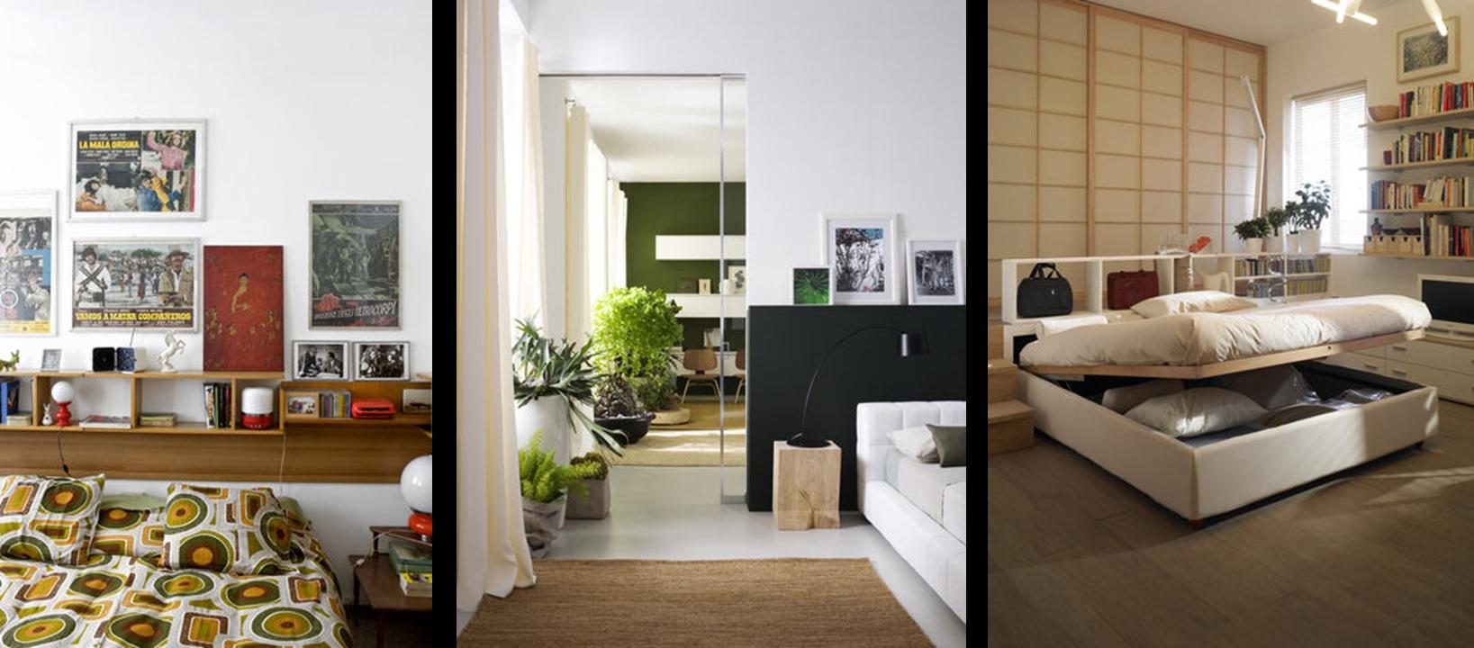 Arredare con poco spazio soluzioni doc per case piccoline - Arredare casa con poco ...