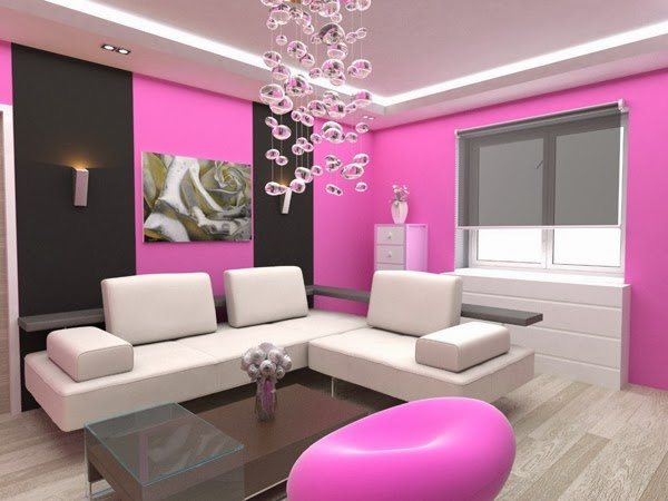 Pareti Rosa Antico : Una casa tutta rosa idee per arredare nel colore più tenero