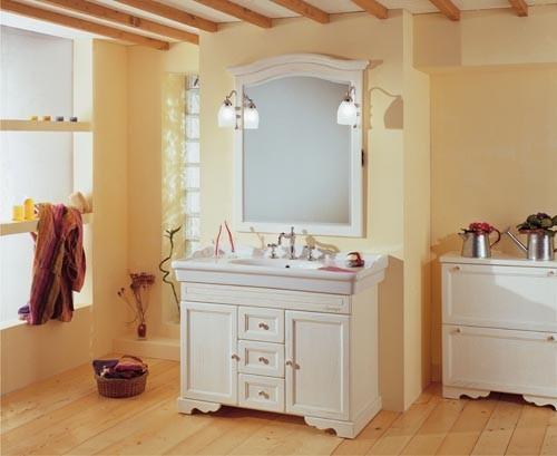Bagno Stile Romantico : Bagno in stile provenziale relax dal sapore romantico