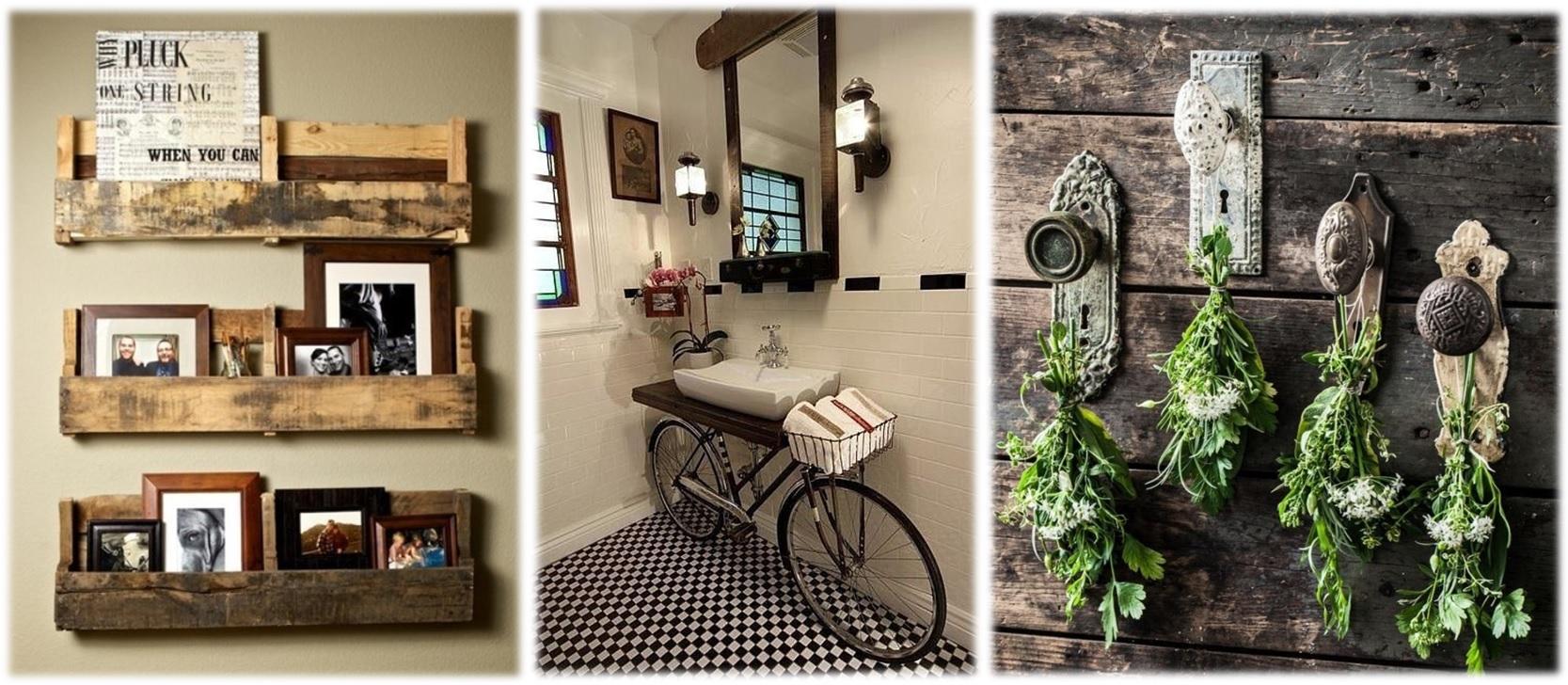 Riciclo creativo idee per arredare casa con zero budget - Arredo per la casa ...