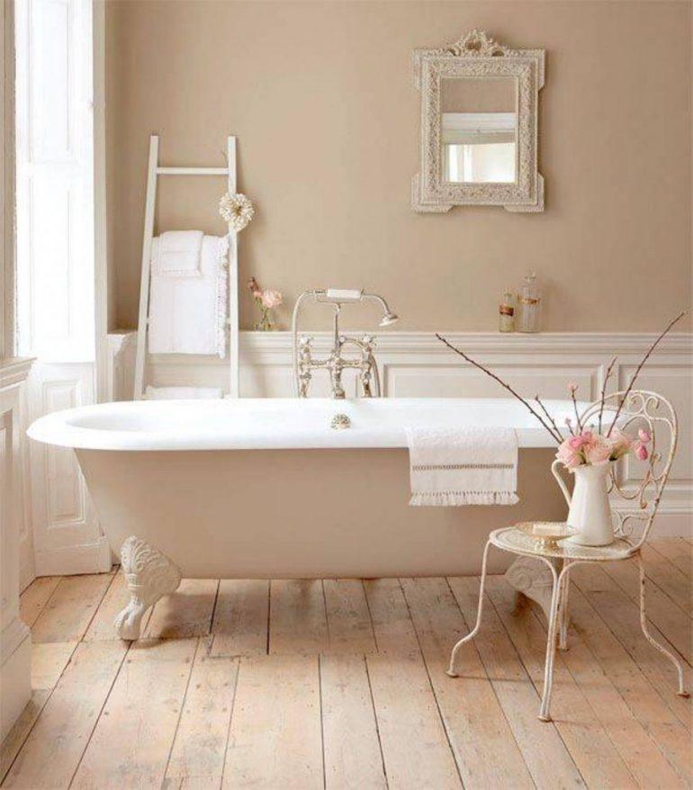 Accessori Provenzali Per Bagno.Bagno In Stile Provenziale Relax Dal Sapore Romantico