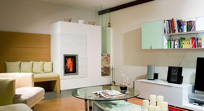 Arredare con il caminetto idee di stile per dare calore for Come arredare una parete attrezzata