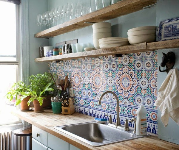 Awesome Piastrelle Cucina Decorate Gallery - Design & Ideas 2017 ...