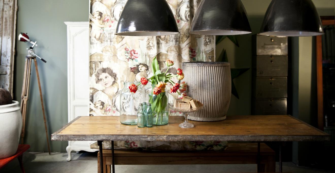 lampadari-cucina-vintage