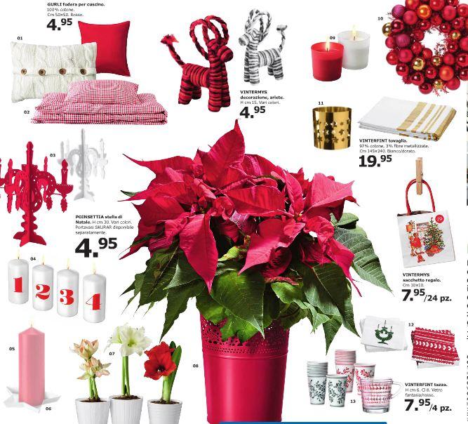 Natale 2015 in casa ikea ecco le collezioni mamme a spillo for Ikea decorazioni