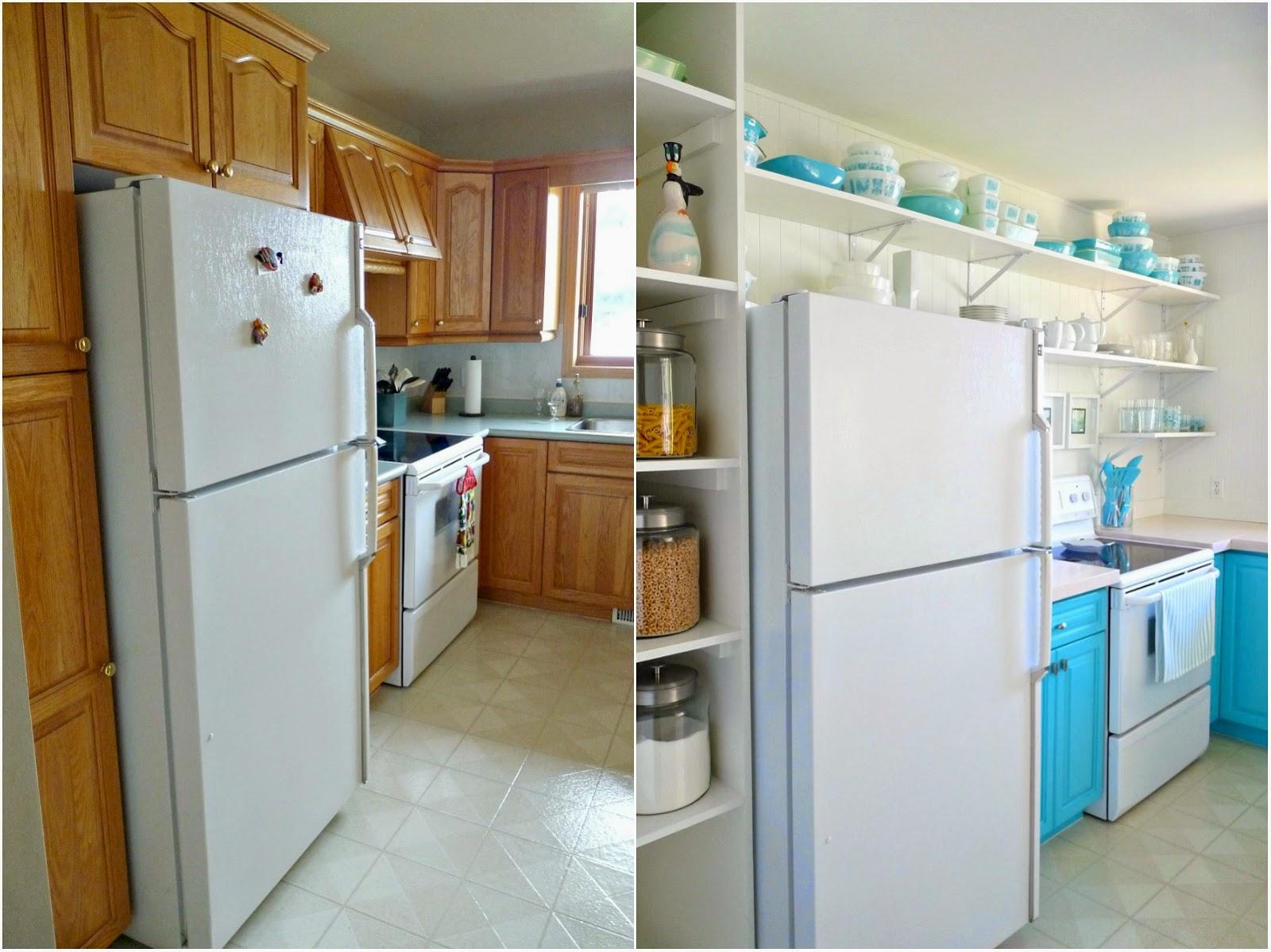 Come rinnovare la cucina in quattro passaggi e zero budget - Rinnovare la cucina ...