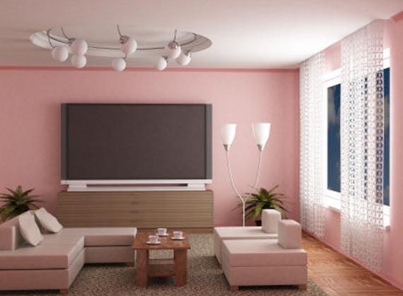 Una casa tutta rosa: idee per arredare nel colore più tenero