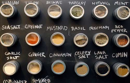 Pareti Lavagna Magnetica : Idee per la tua cucina con la vernice effetto lavagna mamme a