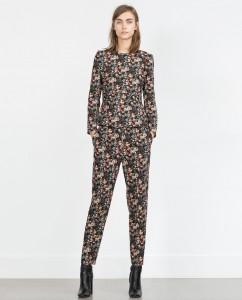 zara moda donna inverno 2015 mamme a spillo blusa pantalone
