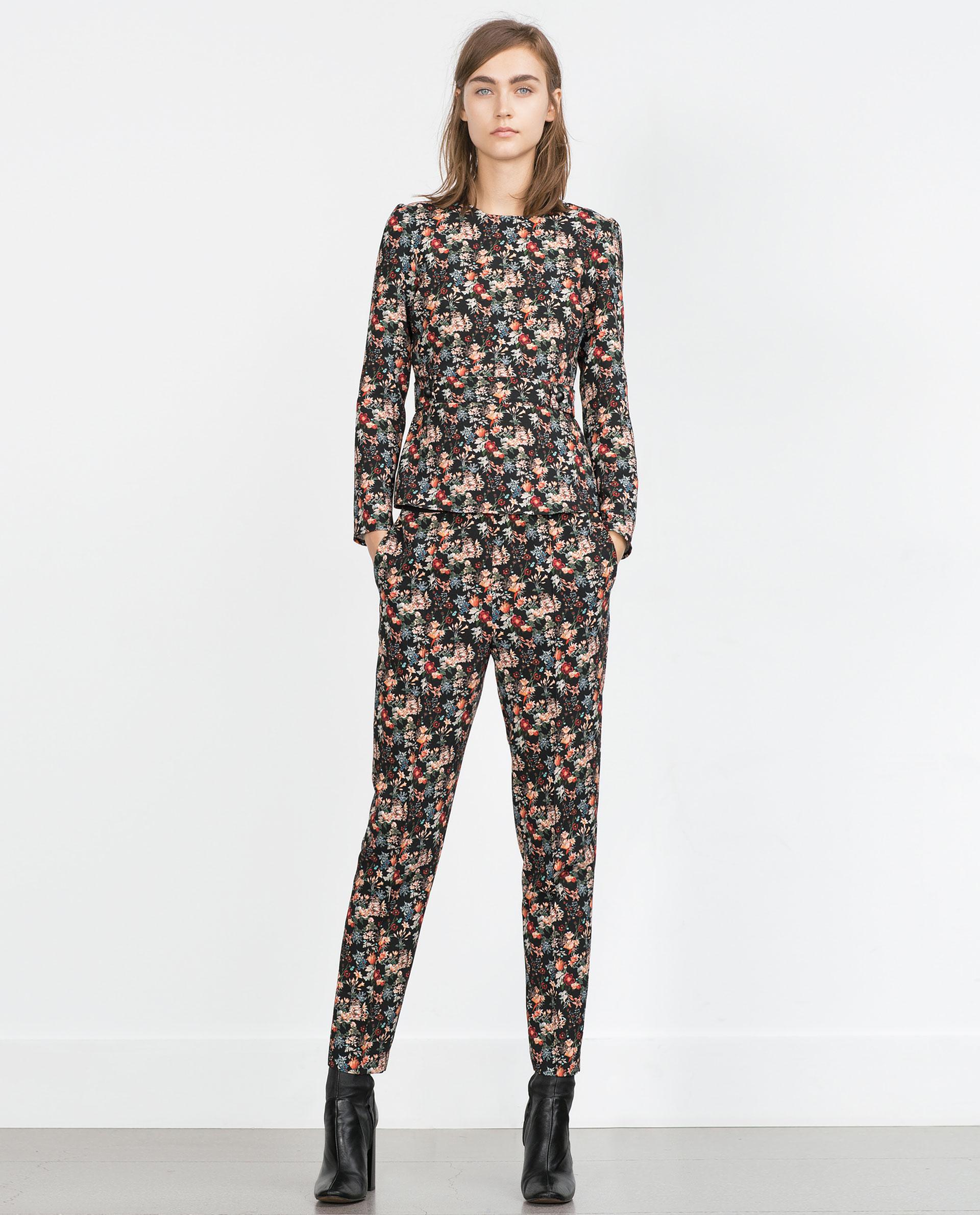 Piano Zara Moda In Nuova Primo Collezione Donna 2015La Inverno 0OknwP