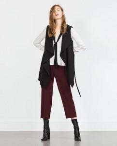 zara moda donna inverno 2015 mamme a spillo gonna a pantaloni