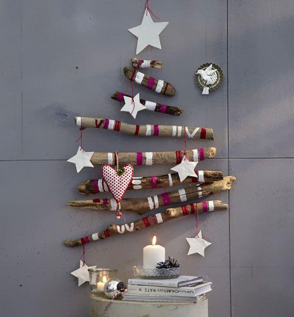 Favoloso Natale 2015: 5 idee originali per decorare l'albero con il fai da te NE49
