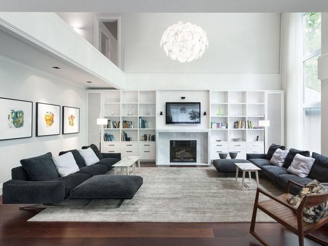 Cinquanta sfumature di grigio: idee arredo per una casa chic