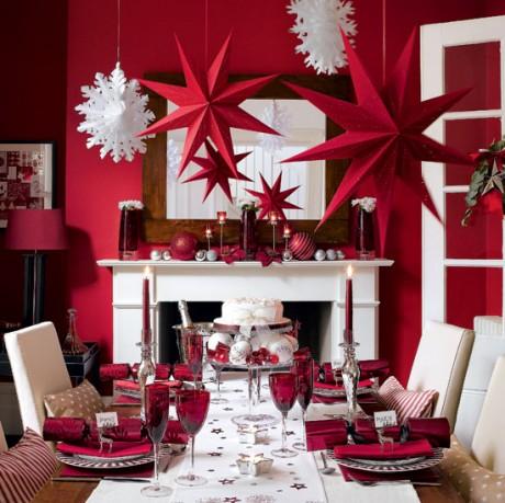 Come decorare un camino: idee di stile per il Natale