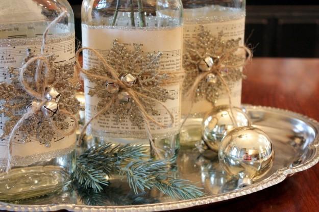 Decorare Candele Fai Da Te : Decorazioni candele natalizie fai da te santantonioposta