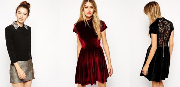 Look per le feste  tutte le proposte fashion per vestirsi di festa c6e4305a828