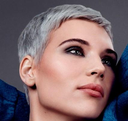 tendenze capelli inverno 2015 2016 capelli corti grigi le cabinet des modes