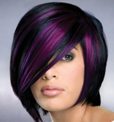tendenze capelli inverno 2015 2016 capelli nero viola le cabinet des modes